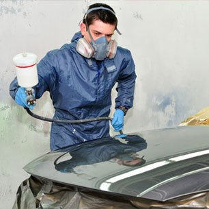 Car body repairs taken care of