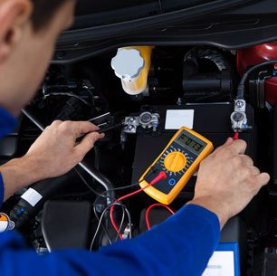 Our complete MOT service will cover