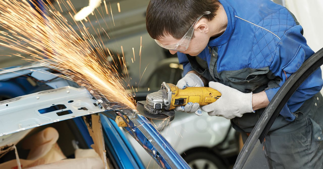 Car Body Repairs Leatherhead