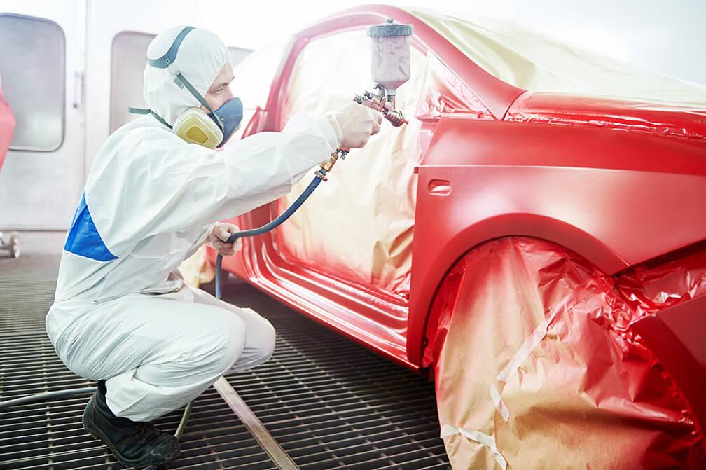 car's paintwork