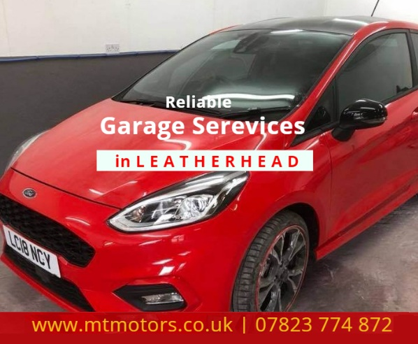 Garage Serevices In Leatherhead