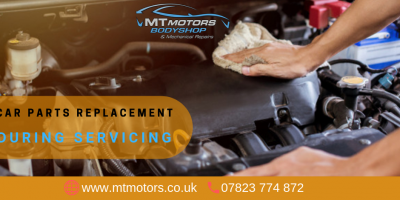 Know The Car Parts Replaced During Car Servicing In Dorking
