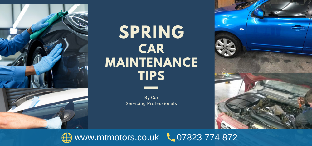 Car Maintenance Tips Leatherhead