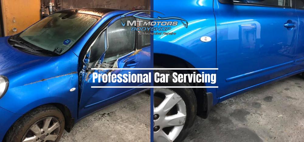 Professional Car Servicing
