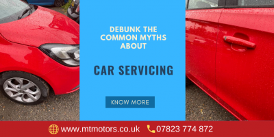 4 Common Myths About Car Servicing Have Been Debunked