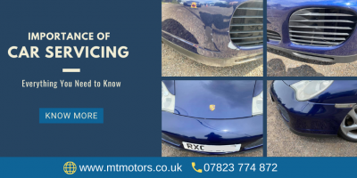 Importance of Car Servicing and Everything You Need to Know About