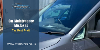 4 Common Car Maintenance Mistakes You Must Avoid