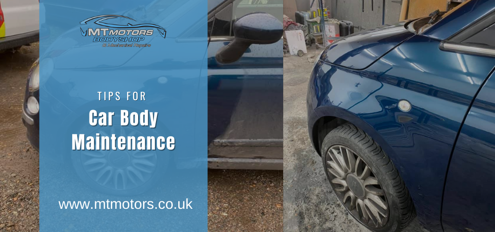 car body maintenance