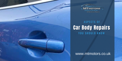 Aspects Of Car Body Repairs You Should Know