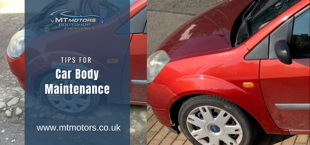 Car Body Maintenance