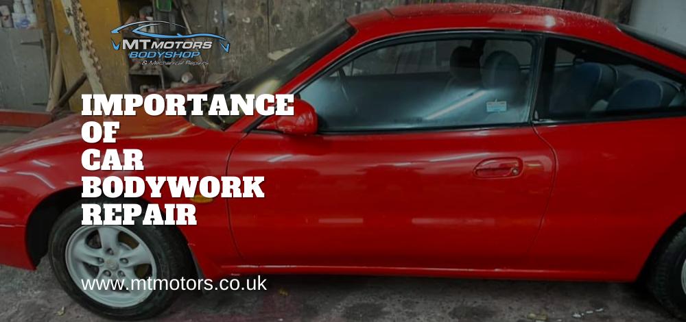car Bodywork repair