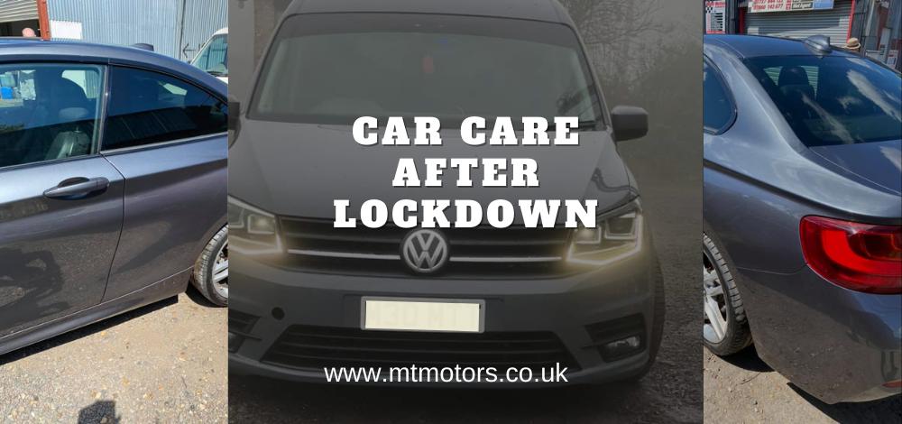car care lockdown