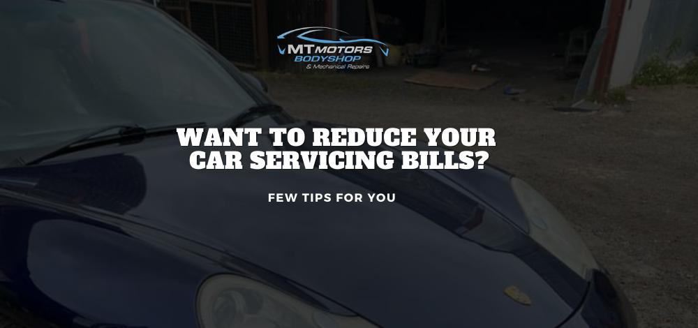 car servicing repair